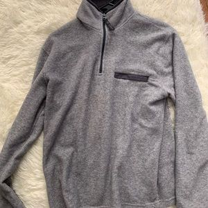Pull over jacket